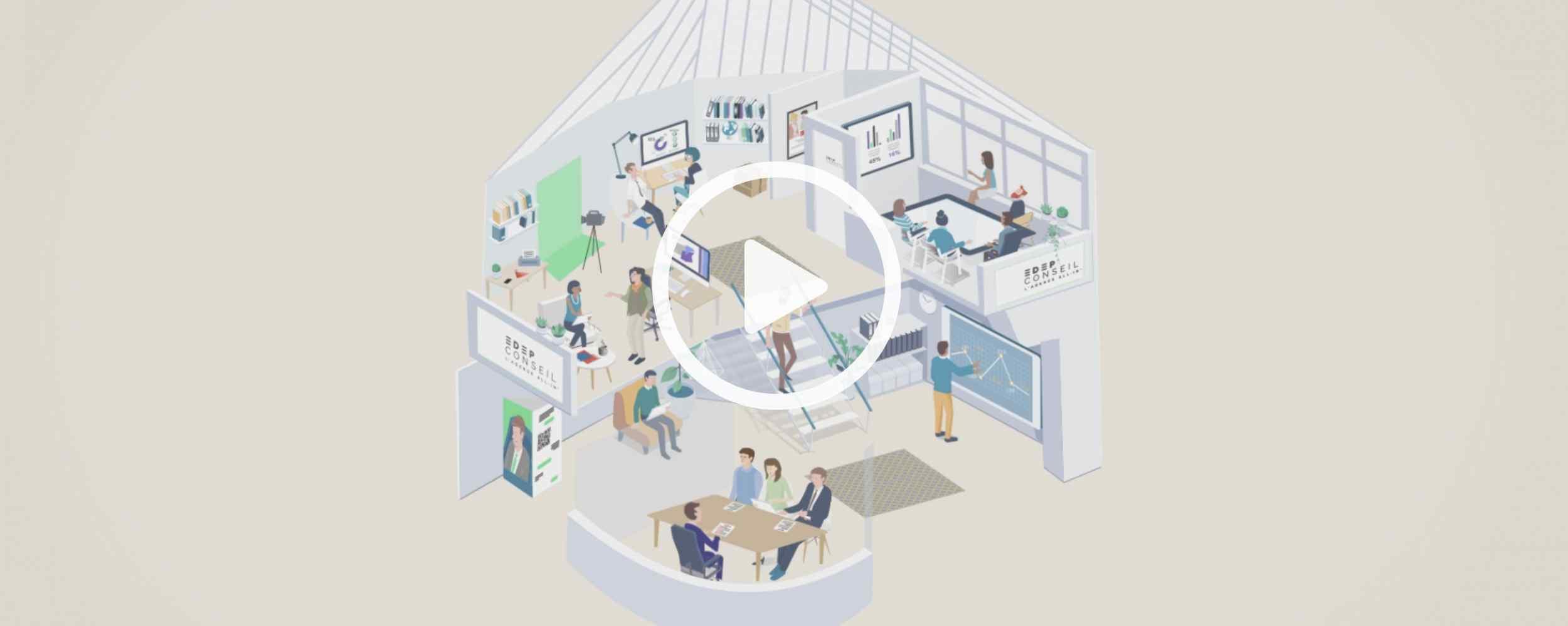 bandeau animation EDEP Conseil